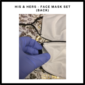 His & Hers Face Mask Set